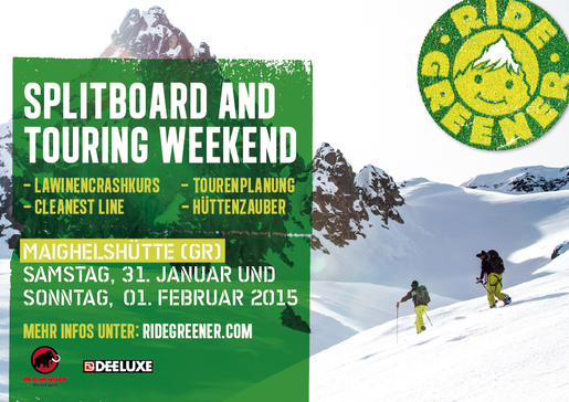 Splitboard and Skitouring Weekend
